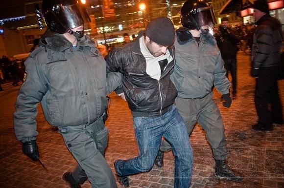 На Сенной были задержаны больше 170 человек: Фото