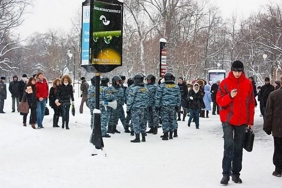 В Петербурге прошел митинг против варварской «реконструкции» памятников: Фото