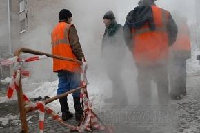 В Приморском районе Петербурга проблемы с отоплением в 82 домах