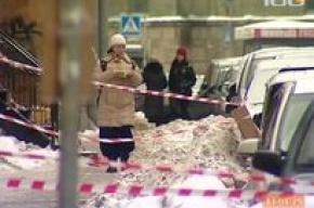 Тюльпанов и другие чиновники вышли на улицу с лопатами