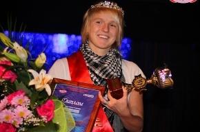 Стаховская Кристина – первая леди петербургского футбола!