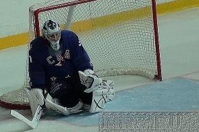 Штепанек признан лучшим вратарём в чемпионате КХЛ