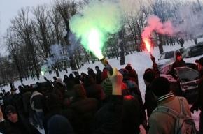 Почти каждый пятый в России одобряет фанатские погромы