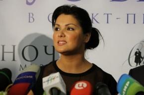 Анна Нетребко в Петербурге (фото)