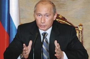 Путин сказал, что больше всего испугался пожаров