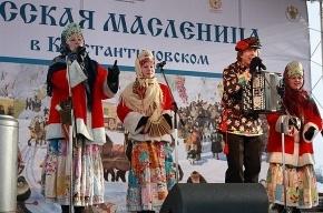 Фестиваль «Масленичные забавы» начал прием участников