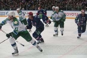 СКА встретится с «Локомотивом»