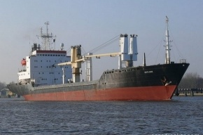 Лесовоз с россиянами и украинцами на борту затонул в Испании