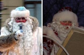 Деда Мороза подменили?