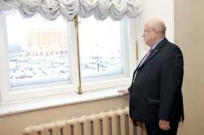 Владимир Гольман: «Я знаю, как избавить петербуржцев от опасности, нависшей над их головой»
