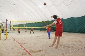 В Петербурге открылся Центр пляжных видов спорта