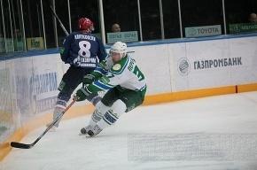 СКА сыграет с рижским «Динамо» в Лиепае