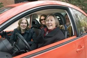 Совместные поездки на автомобиле с попутчиками. Карпулинг в России