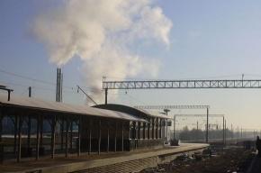 Происшествие на железнодорожной платформе «Купчино», ребенок чудом остался жив
