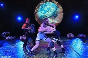 Аккордеонист и борцы сойдутся на одной сцене