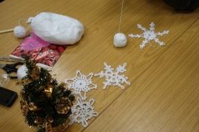 Рождественская ярмарка в поддержку семьи глухих