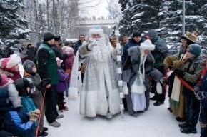 Дед Мороз из Великого Устюга приедет в Петербург 30 декабря