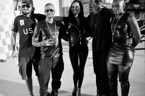 Тимати и P.Diddy записали совместный трек