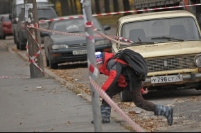 Петербуржец обварился кипятком и повредил две машины