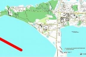Идея: «Охта-центр» на острове Котлин