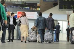 Из Москвы в Петербург не вылетело 14 рейсов