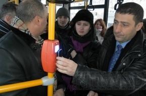 Петербуржцам предложат превратить мобильники в проездные