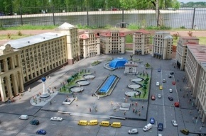 Мини-город в Александровском парке появится в мае