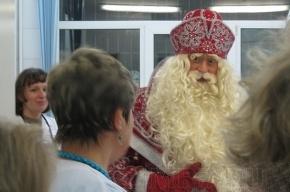 Дед Мороз поздравил читателей «Моего района»