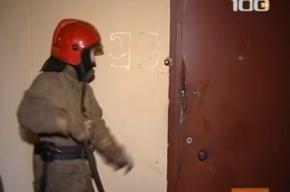 В Калининском районе пенсионерку замуровали за долги
