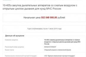 В сети обнаружили еще один пример «странных» госзакупок: МЧС подозревают в «распилах»