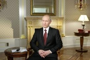 Путин в «Шоу Ларри Кинга»: Медведев - Бэтмен или Робин?