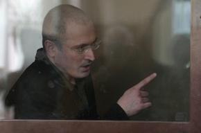 Смольный: митинг в поддержку Ходорковского и Лебедева не согласован