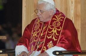Папа Римский поздравляет с Рождеством
