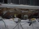 Фоторепортаж: «Обрушение крыши в спорткомплексе им. Алексева: фоторепортаж»