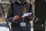 Пострадавшие от протечек вышли на митинг: фоторепортаж: Фоторепортаж