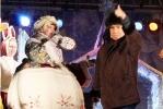 Фоторепортаж: «Михаил Светин показал «Щ» на рождественской ярмарке (фото)»