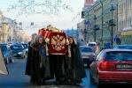 Фоторепортаж: «Гроб на Невском: фоторепортаж»