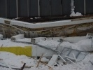 Обрушение крыши в спорткомплексе им. Алексева: фоторепортаж: Фоторепортаж