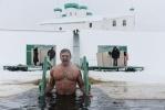 Крещенское купание: фоторепортаж: Фоторепортаж