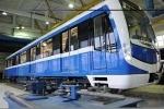 Фоторепортаж: «Какими будут новые вагоны метро: фоторепортаж»