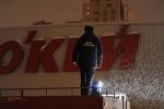 Администрация Петербурга: в результате обрушения кровли в магазине «О'Кей» 13 человек пострадали, один погиб: Фоторепортаж