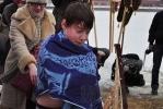 Крещенские купания на Большой Невке: фоторепортаж: Фоторепортаж