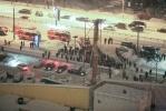 Обрушение крыши в магазине «О'Кей»: фоторепортаж: Фоторепортаж