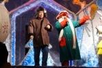Михаил Светин показал «Щ» на рождественской ярмарке (фото): Фоторепортаж
