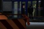 Торговый комплекс «Норд» проверяют: вдруг мина настоящая?: Фоторепортаж