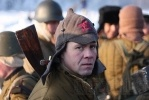 Красные против фрицев: масштабная реконструкция боя в Ленобласти: Фоторепортаж