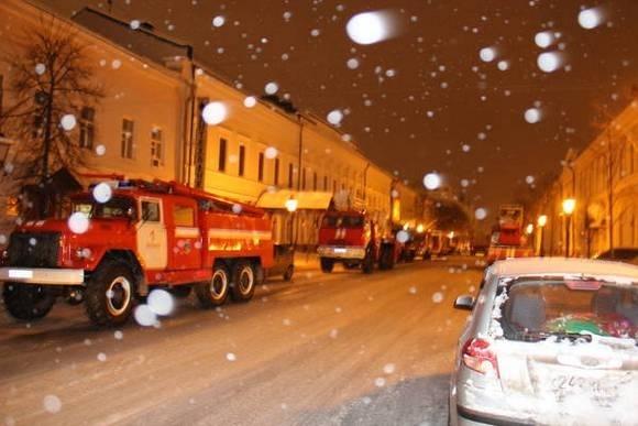 Пожар в Казани: в пивном пабе сгорели четыре человека: Фото