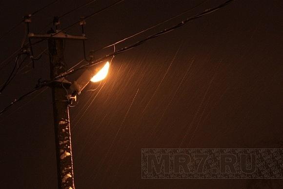 Вчера в Петербурге начался «ледяной дождь»: Фото