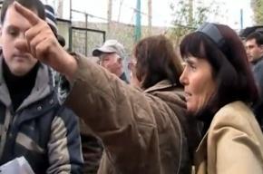 На границе Абхазии и России царит ругань