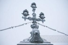В Петербурге сохранится морозная погода